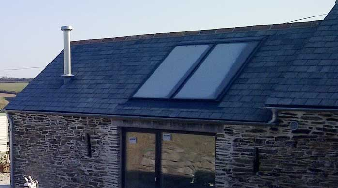 Solar Thermal Hot Water Systems